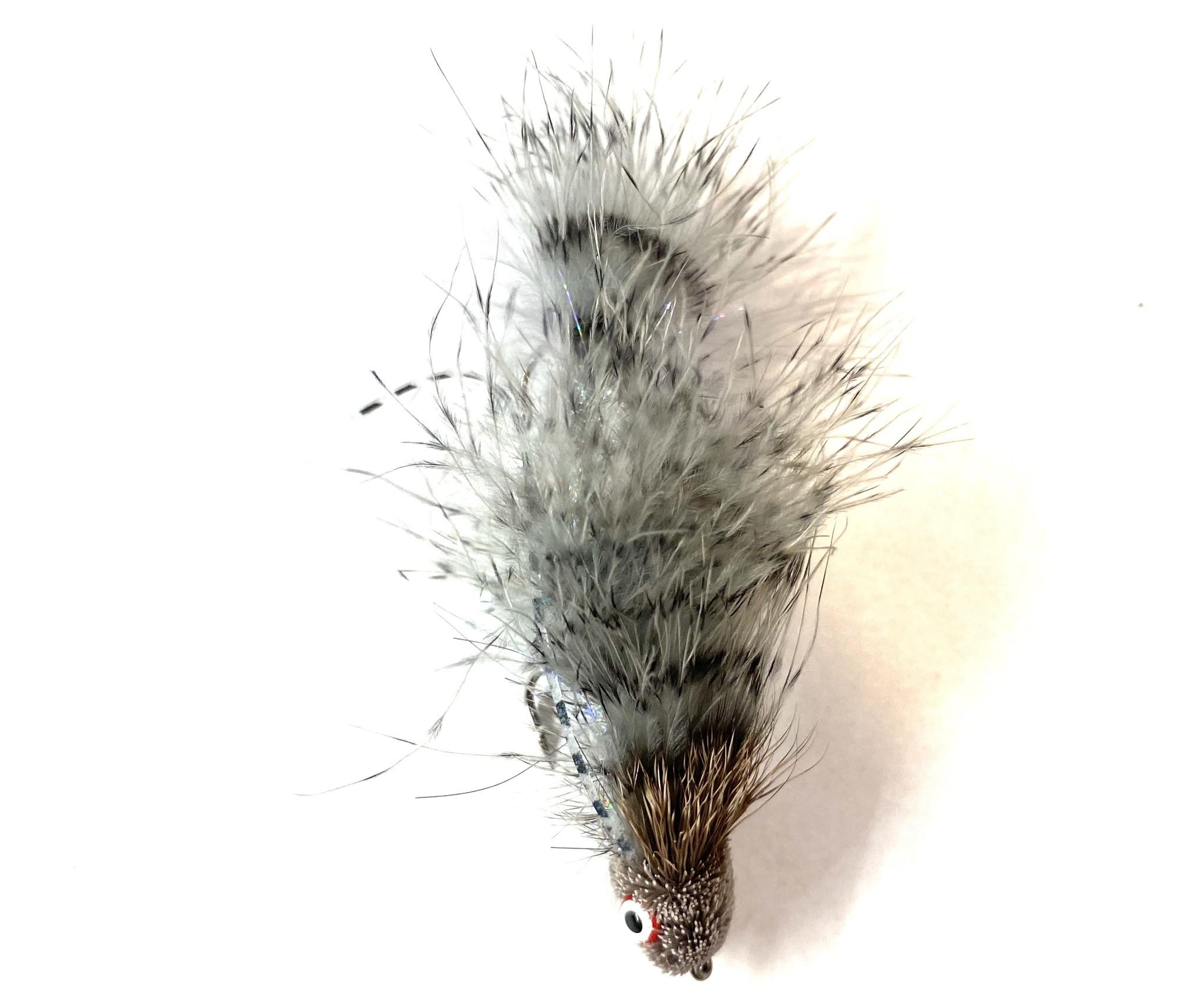 Montana Fly Company Galloup's Mini Dungeon Gray