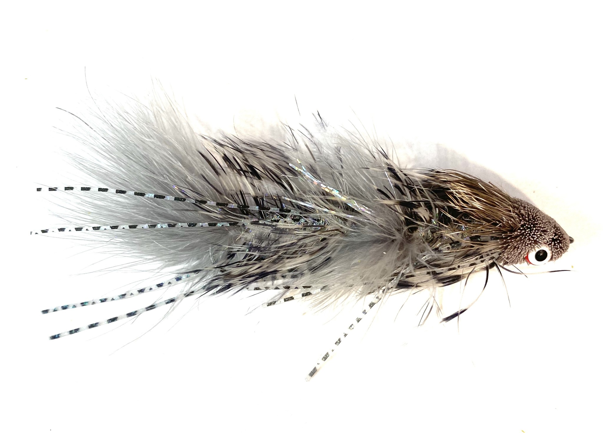 Montana Fly Company Galloup's Sex Dungeon Gray