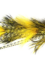 Montana Fly Company Galloup's Sex Dungeon Yellow