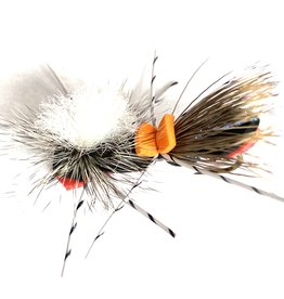 Solitude Fly Company Fuzzy Wuzzy Red