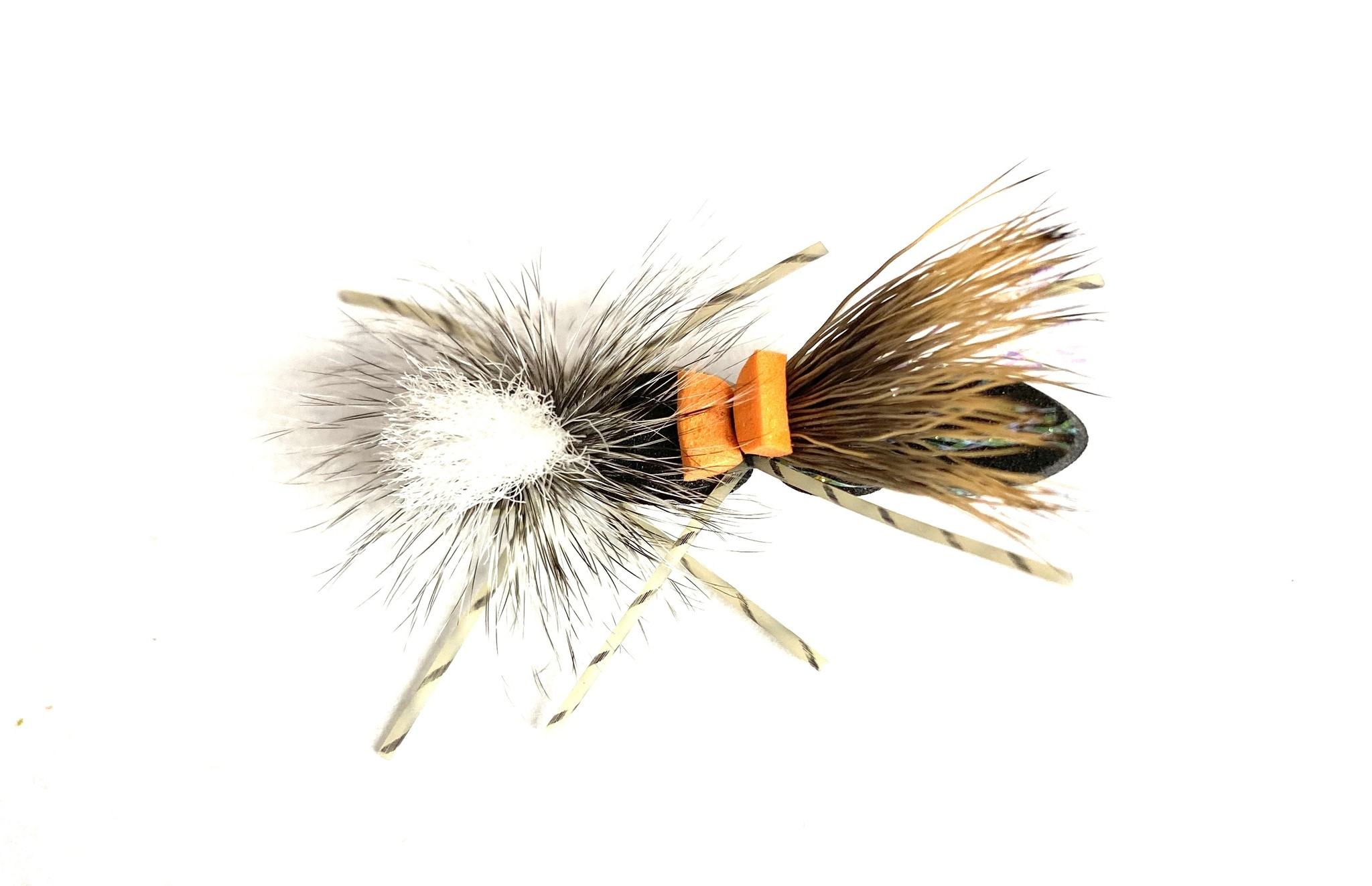Solitude Fly Company Fuzzy Wuzzy Tan