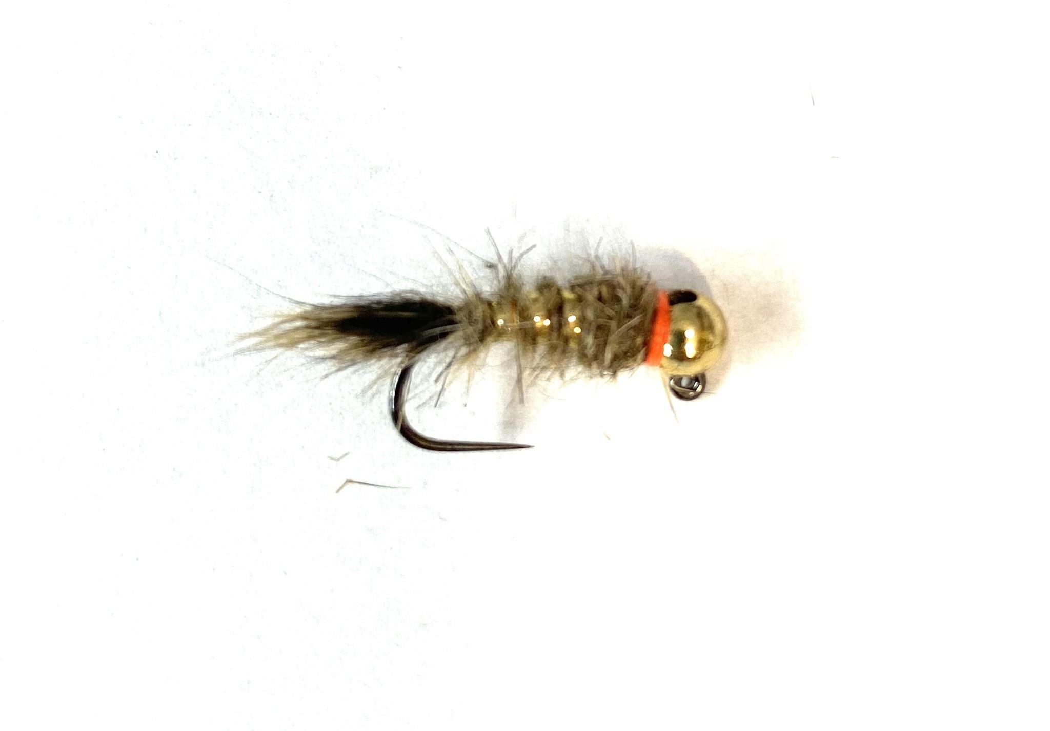 Umpqua Feather Merchants Jigged Hares Ear Tungsten