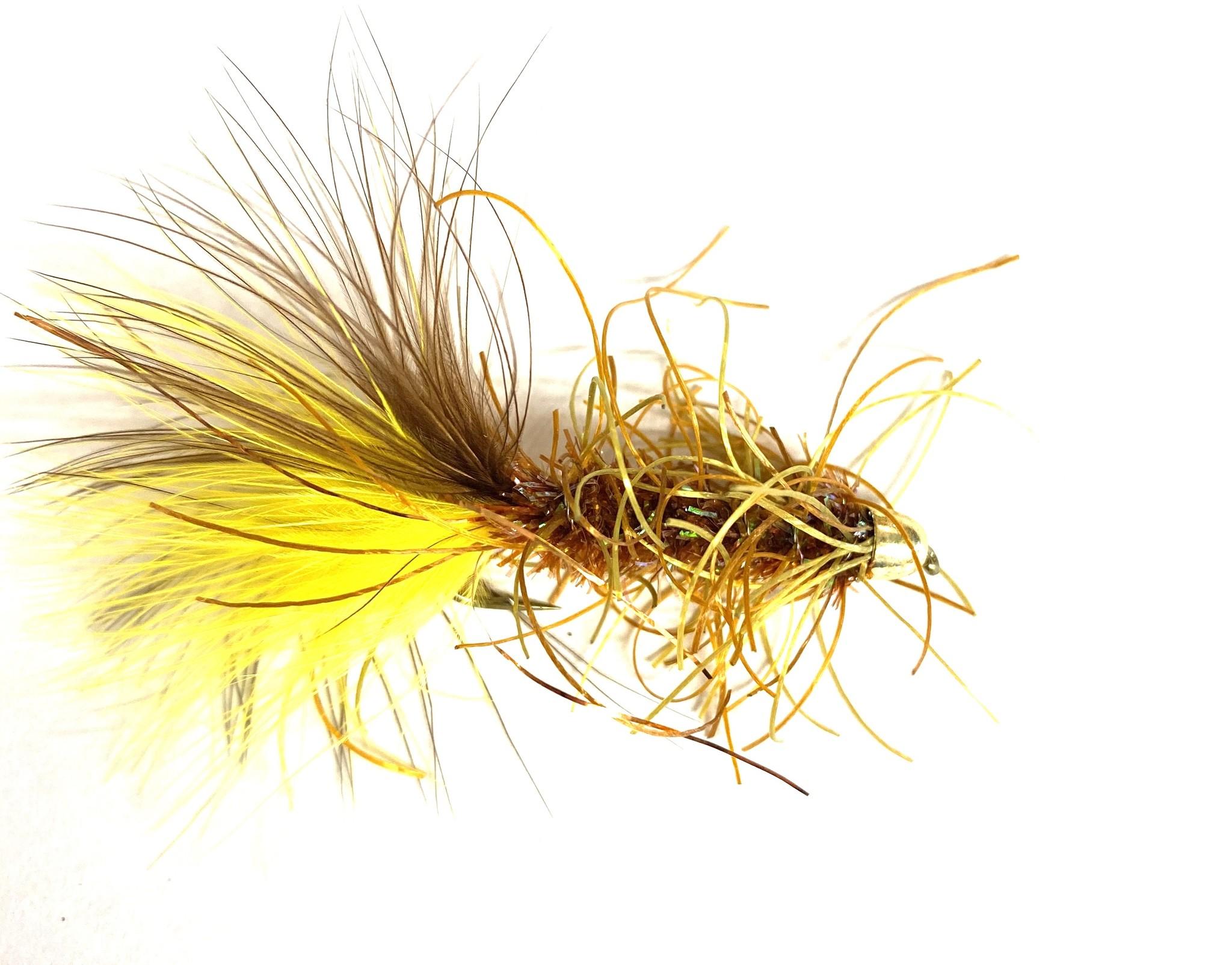 Montana Fly Company Cone Head Rubber Bugger