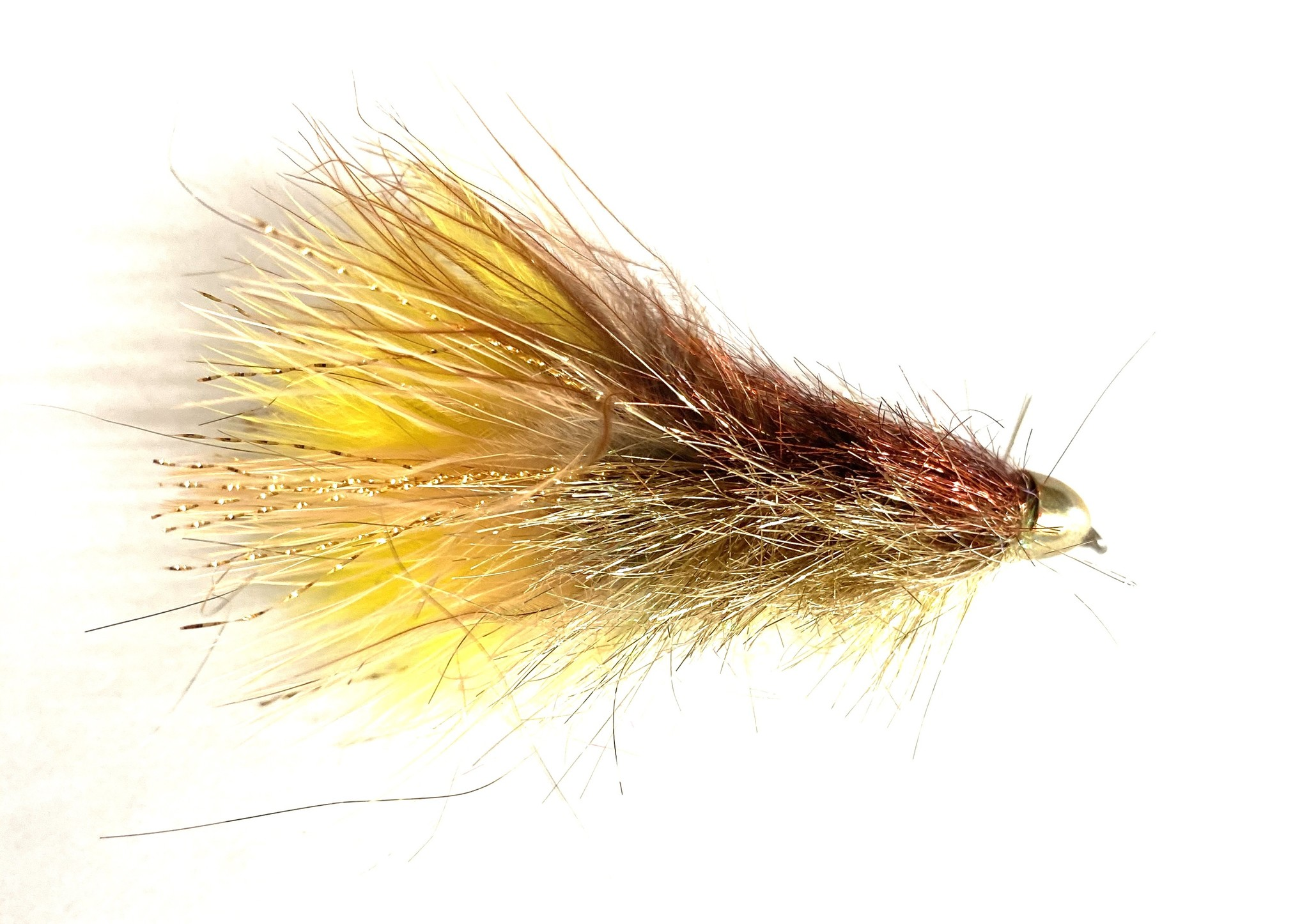 Montana Fly Company Coffey's Sparkle Minnow Brownie