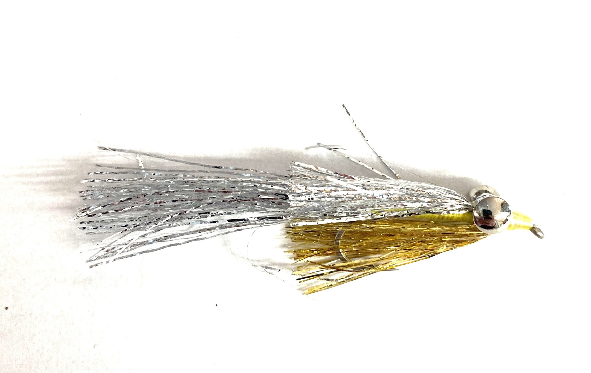 Montana Fly Company Kraft's Kreelex Silver/ Gold