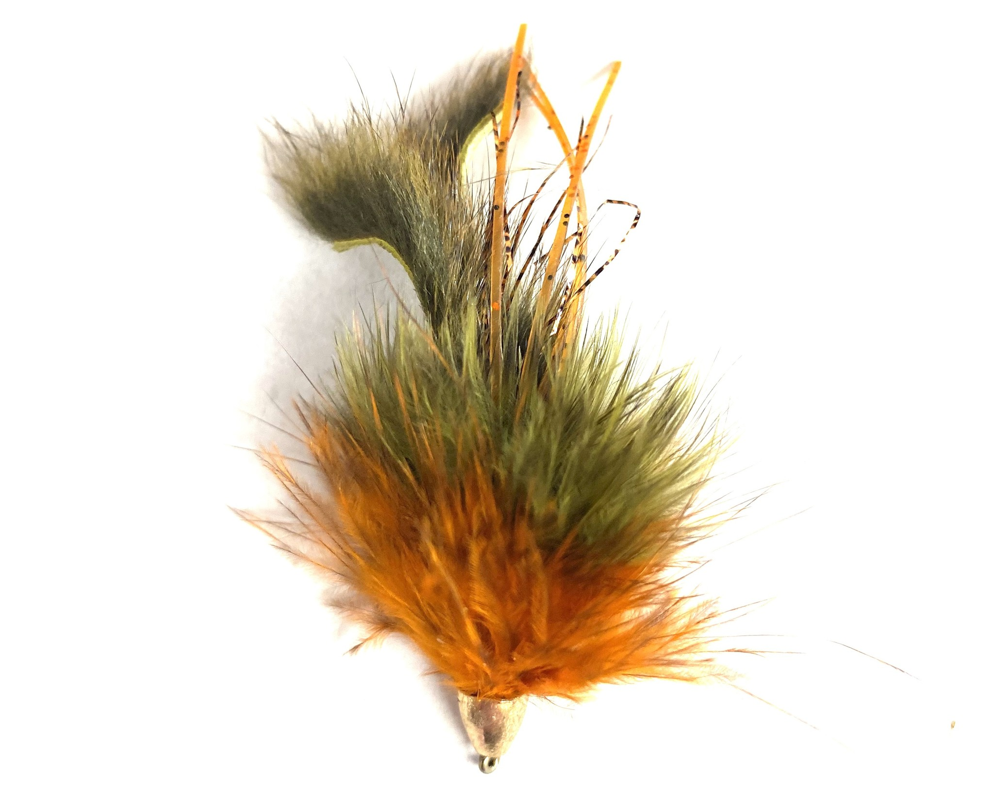Montana Fly Company Shultzy's Low Water Crayfish