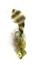 Umpqua Feather Merchants Whitlock's Near Nuff Sculpin Olive