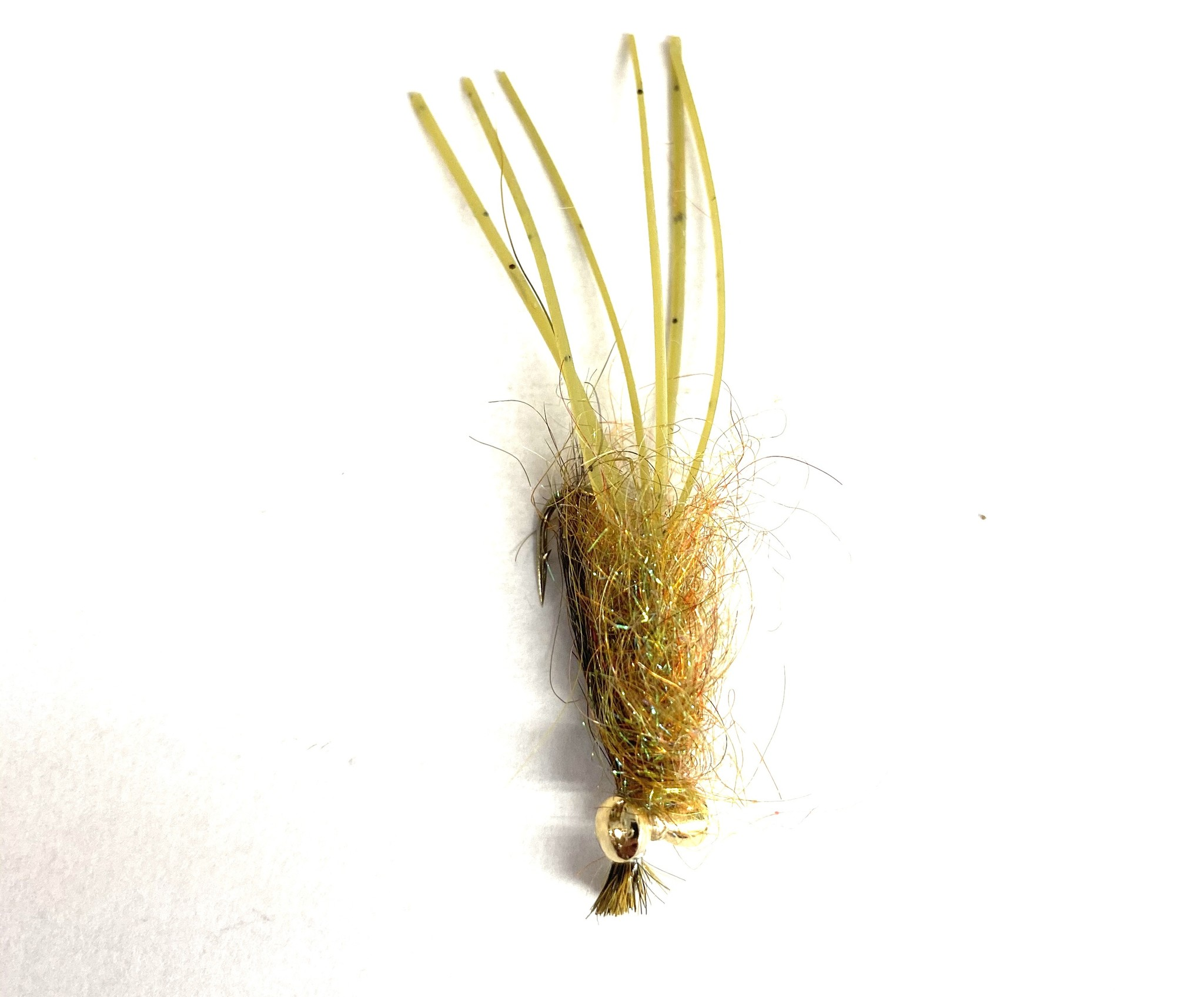 Solitude Fly Company Crazy Dad Olive #8