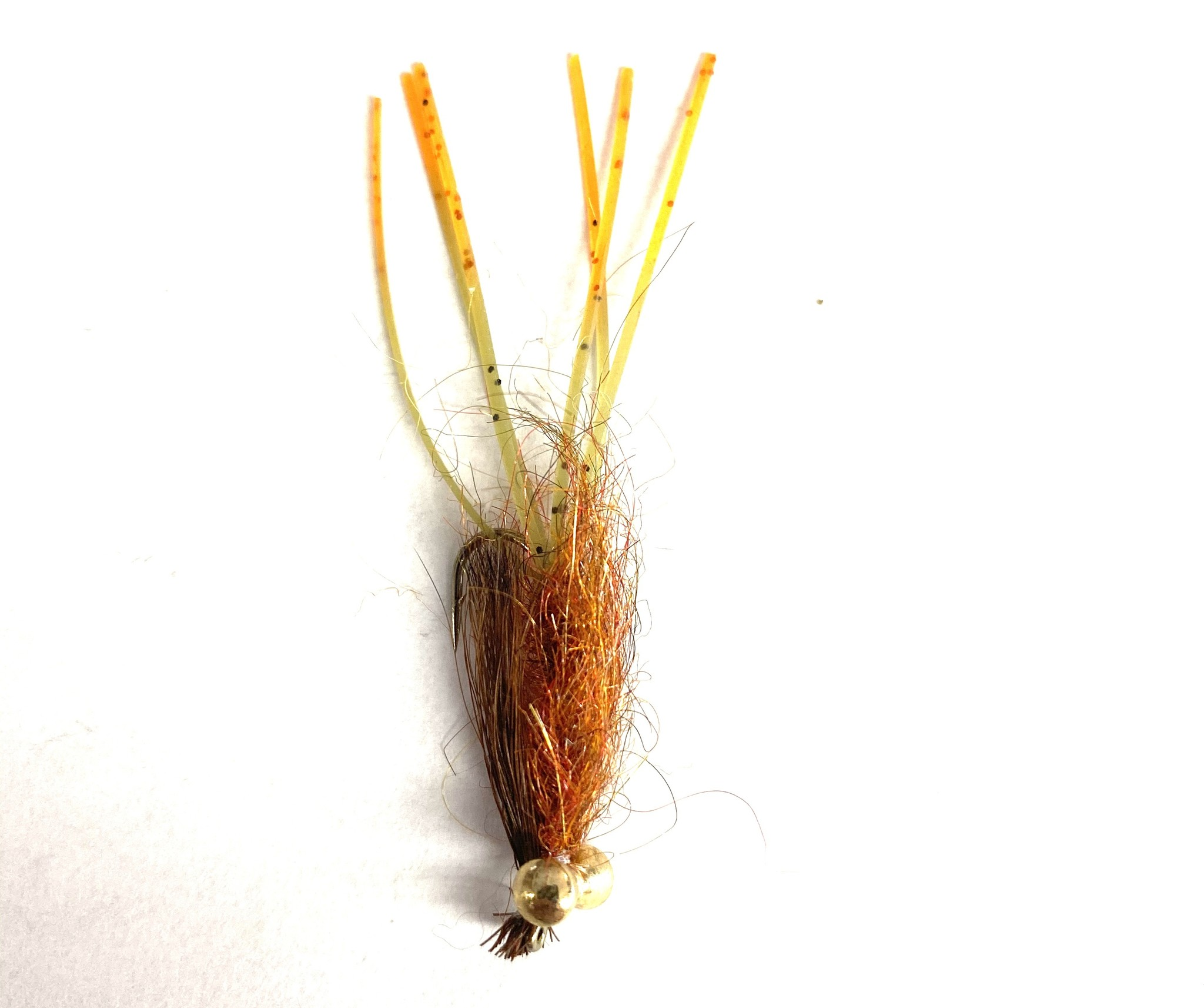 Solitude Fly Company Crazy Dad Orange #8