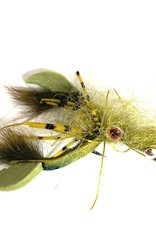 Montana Fly Company Come at me Crayfish Olive #4