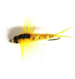 Solitude Fly Company Bead Head Golden Stone #8