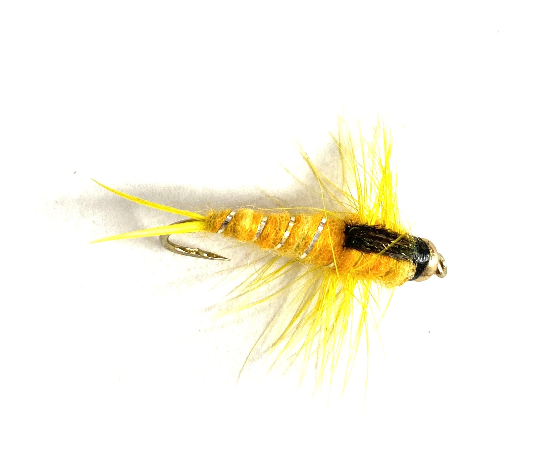 Solitude Fly Company Bead Head Golden Stone #8
