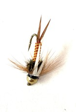 Montana Fly Company Hotwire Prince Red/ Yellow