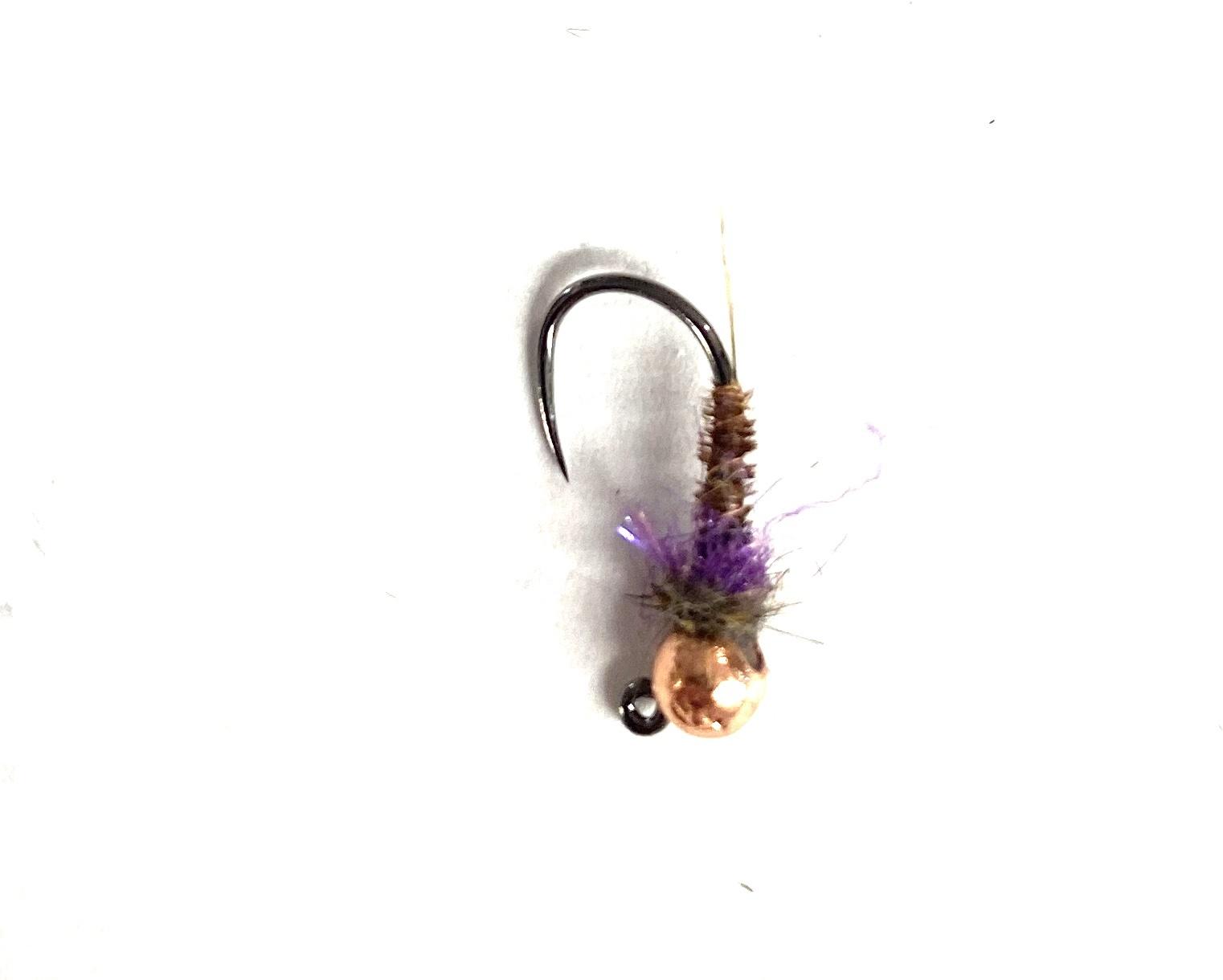 Fulling Mill Jigged Hot Spot PT Purple