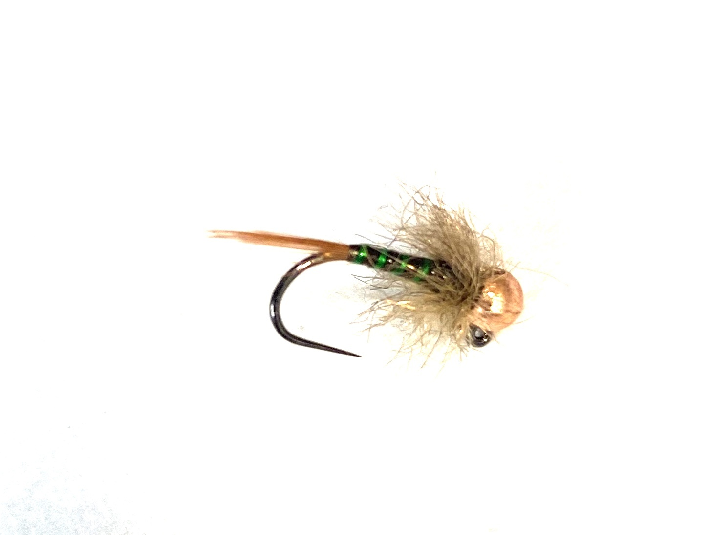 Umpqua Feather Merchants Parrotts Green Devil Jig