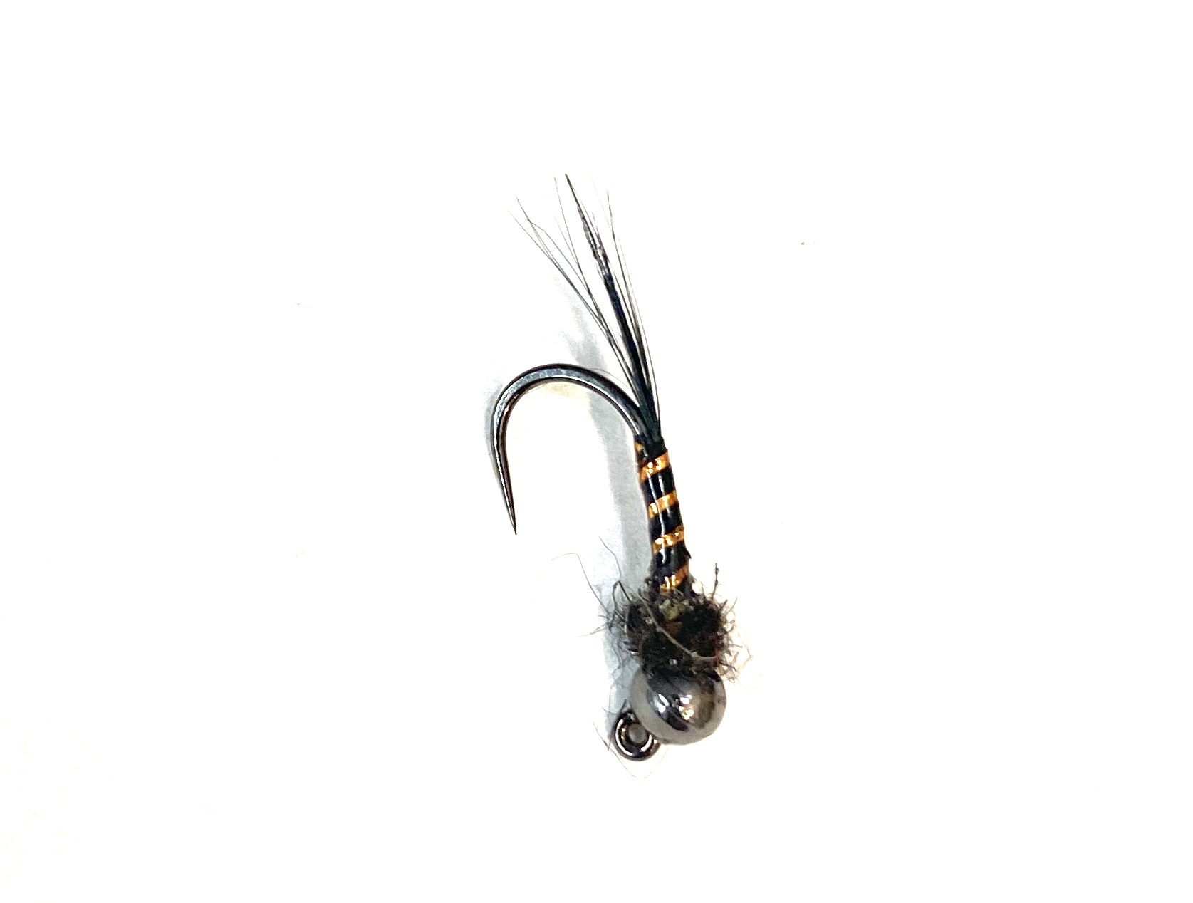 Umpqua Feather Merchants Parrotts Copper Devil Jig