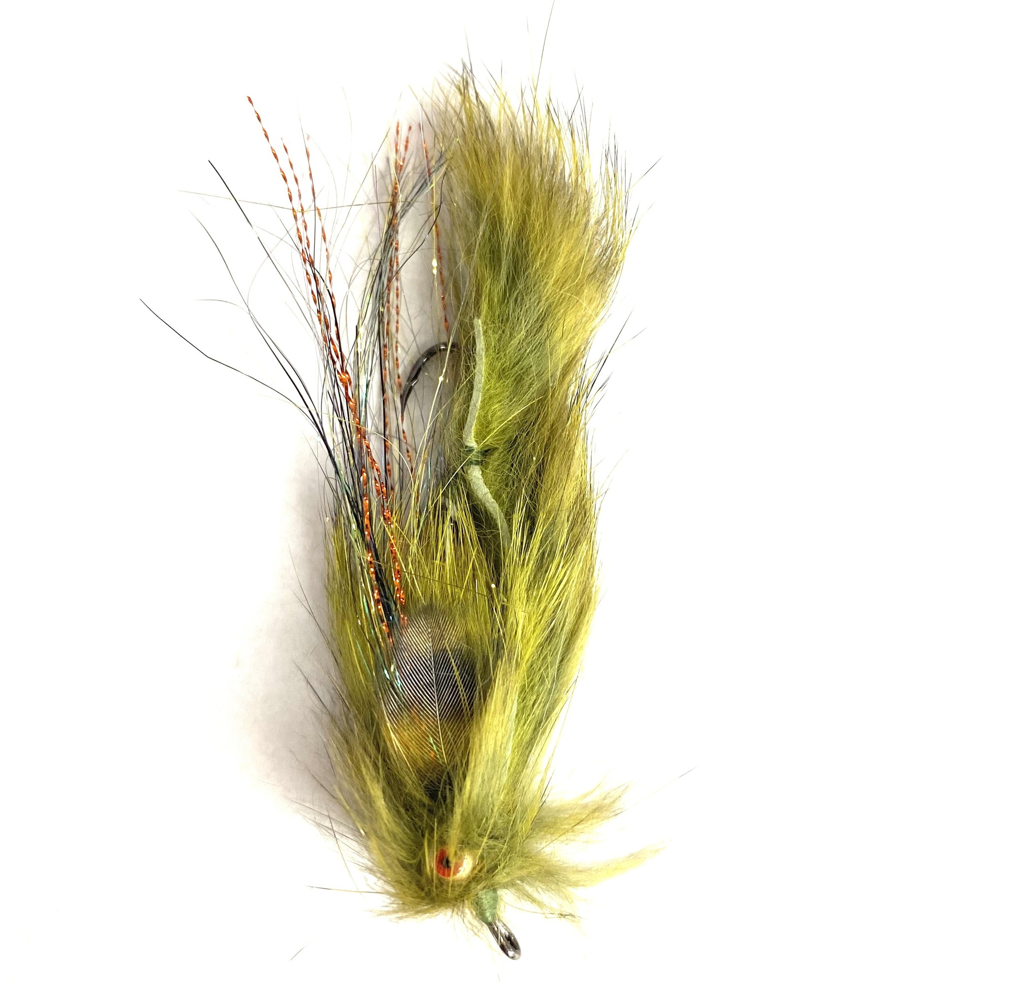 Mini Loop Sculpin Olive