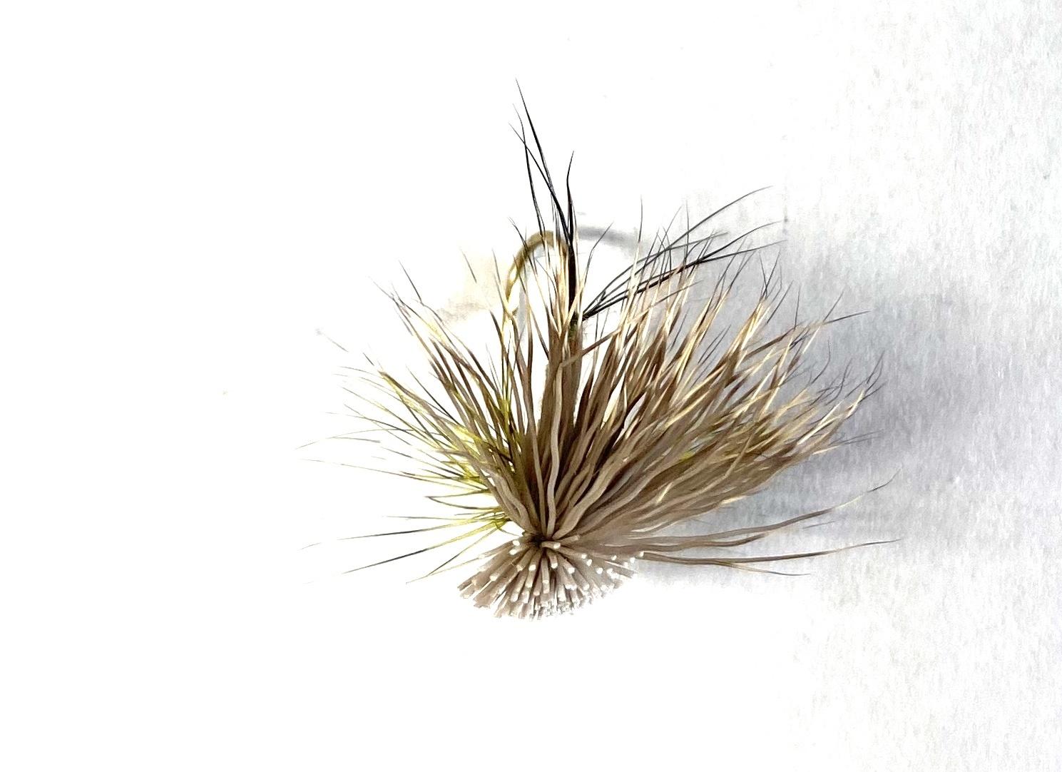 Colorado Hairwing Dun Green Drake