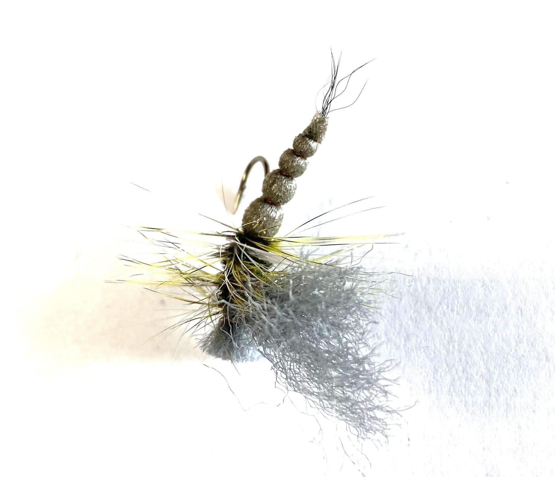 Furimsky's Foam Green Drake