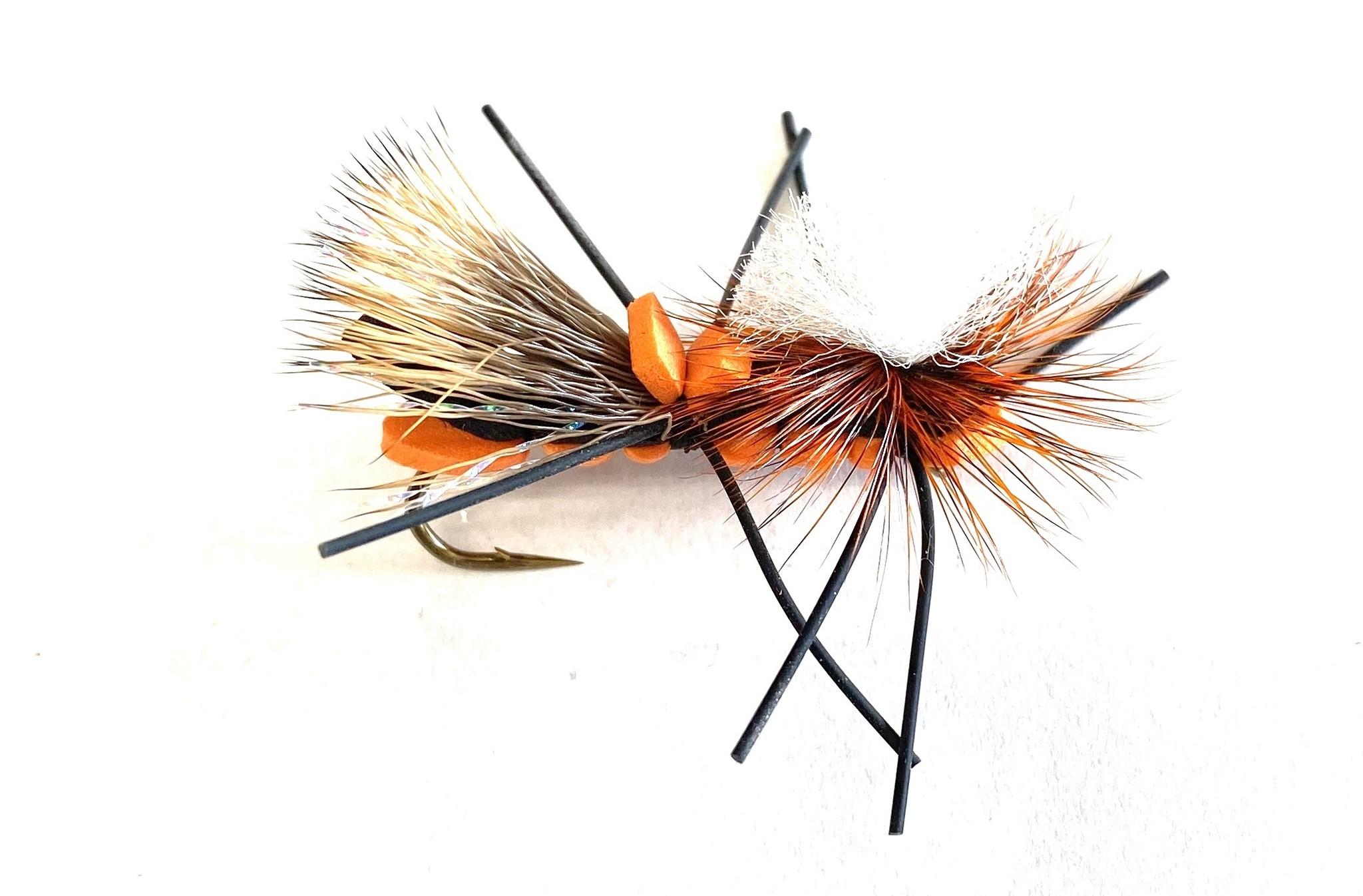 Fuzzy Wuzzy Orange 8