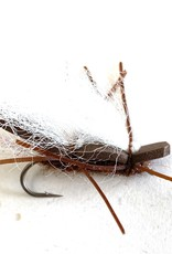 Chubby Chernobyl Salmon Fly Gray Wing