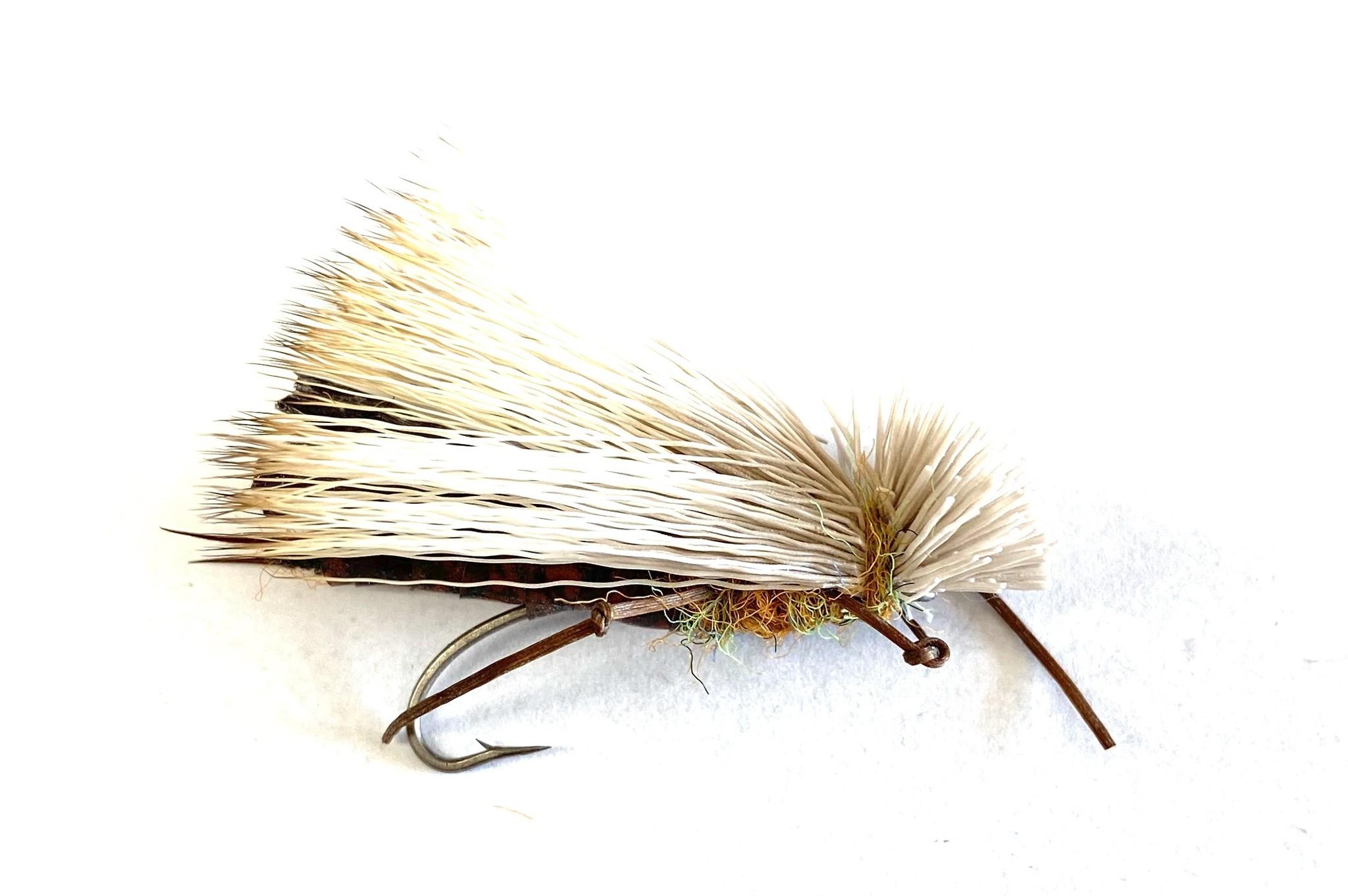 Dog Puke Salmon Fly