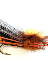 Big Sky Salmon Fly Orange