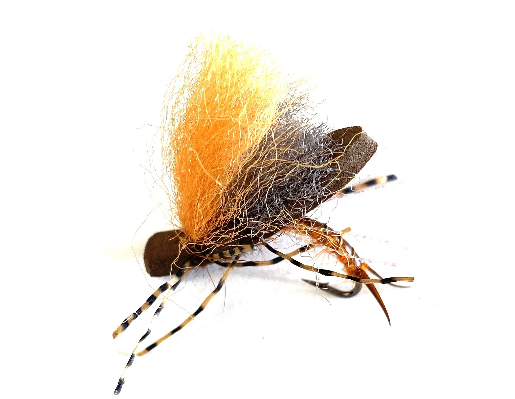 Saliga's Low Rider Salmon Fly