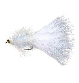 Montana Fly Company Coffey's Sparkle Minnow Pearl