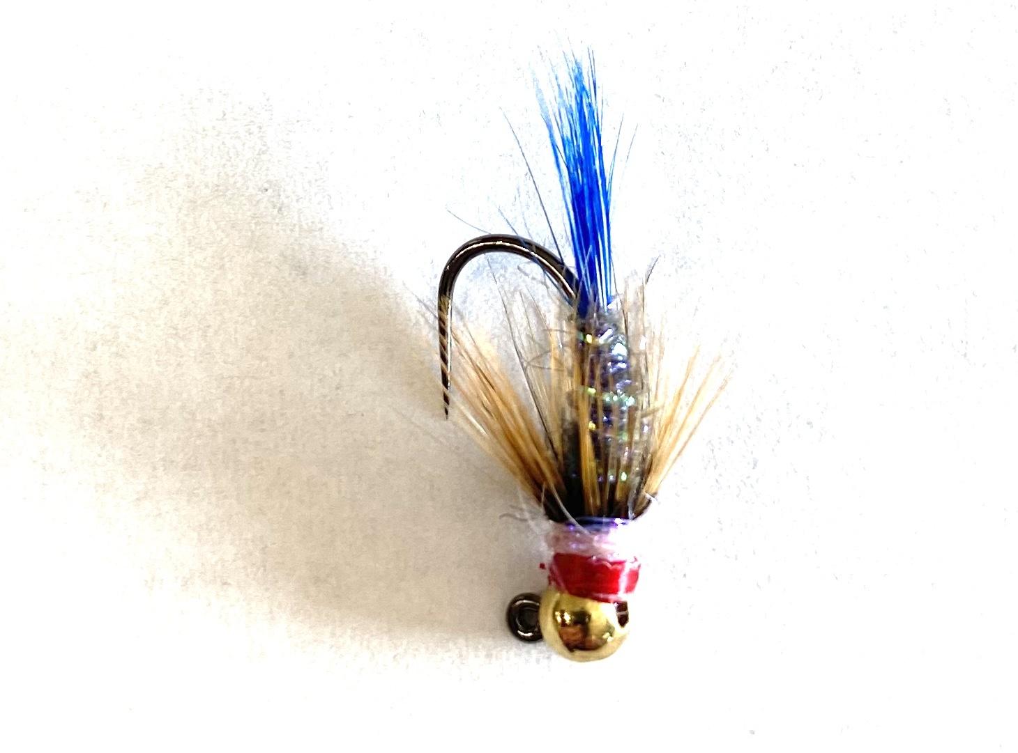 Tungsten Blue Dart