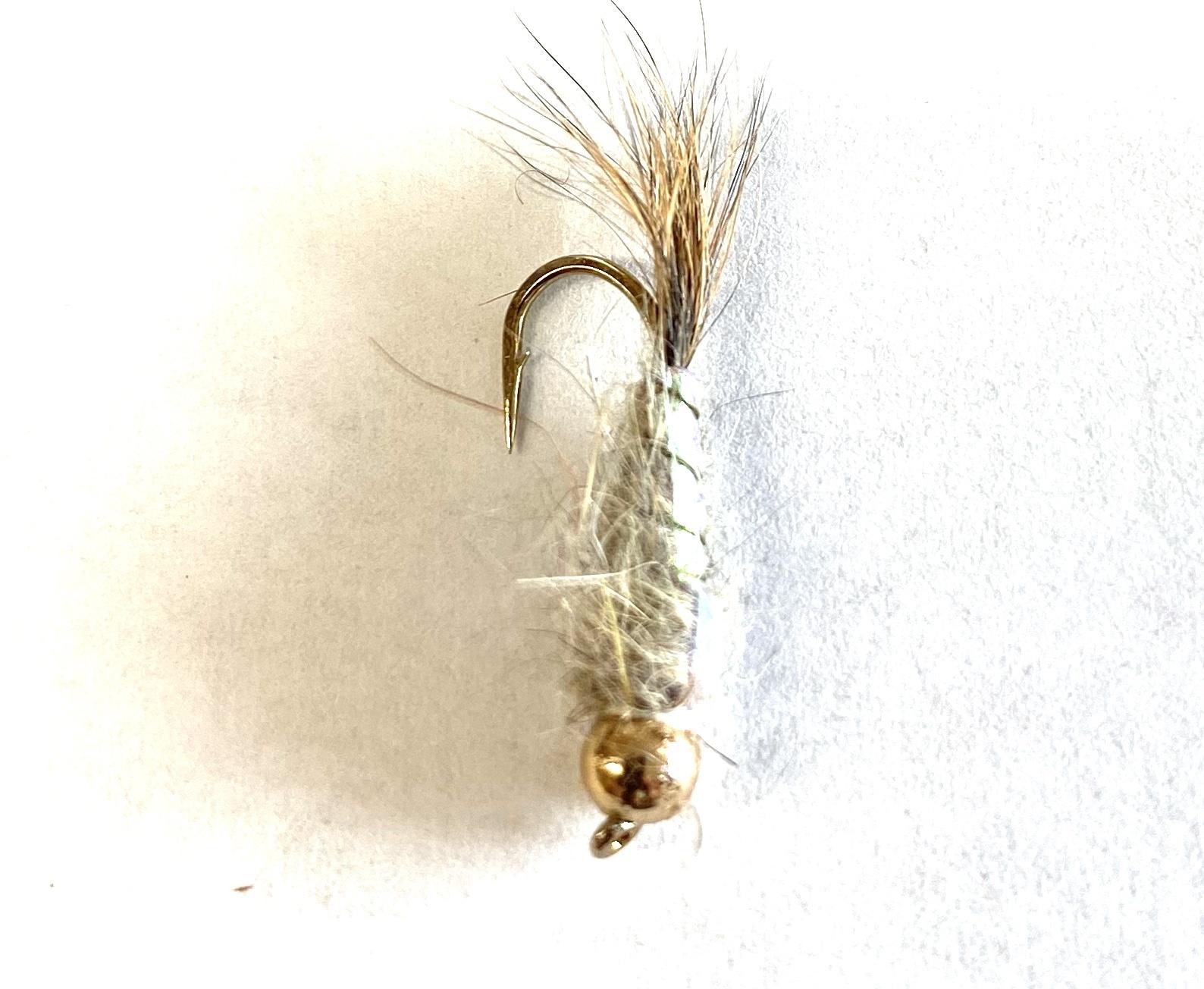 Fulling Mill Tungsten Head Hare's Ear Flashback