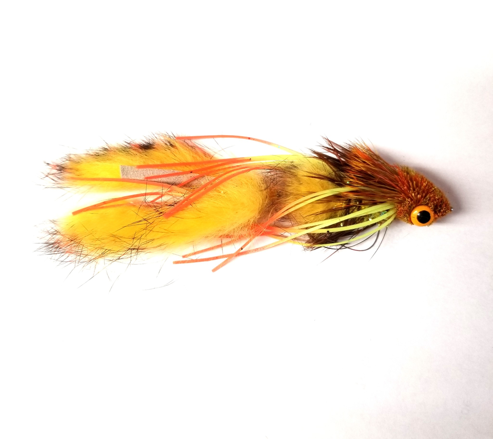 Montana Fly Company Galloup's Nancy P Firetiger