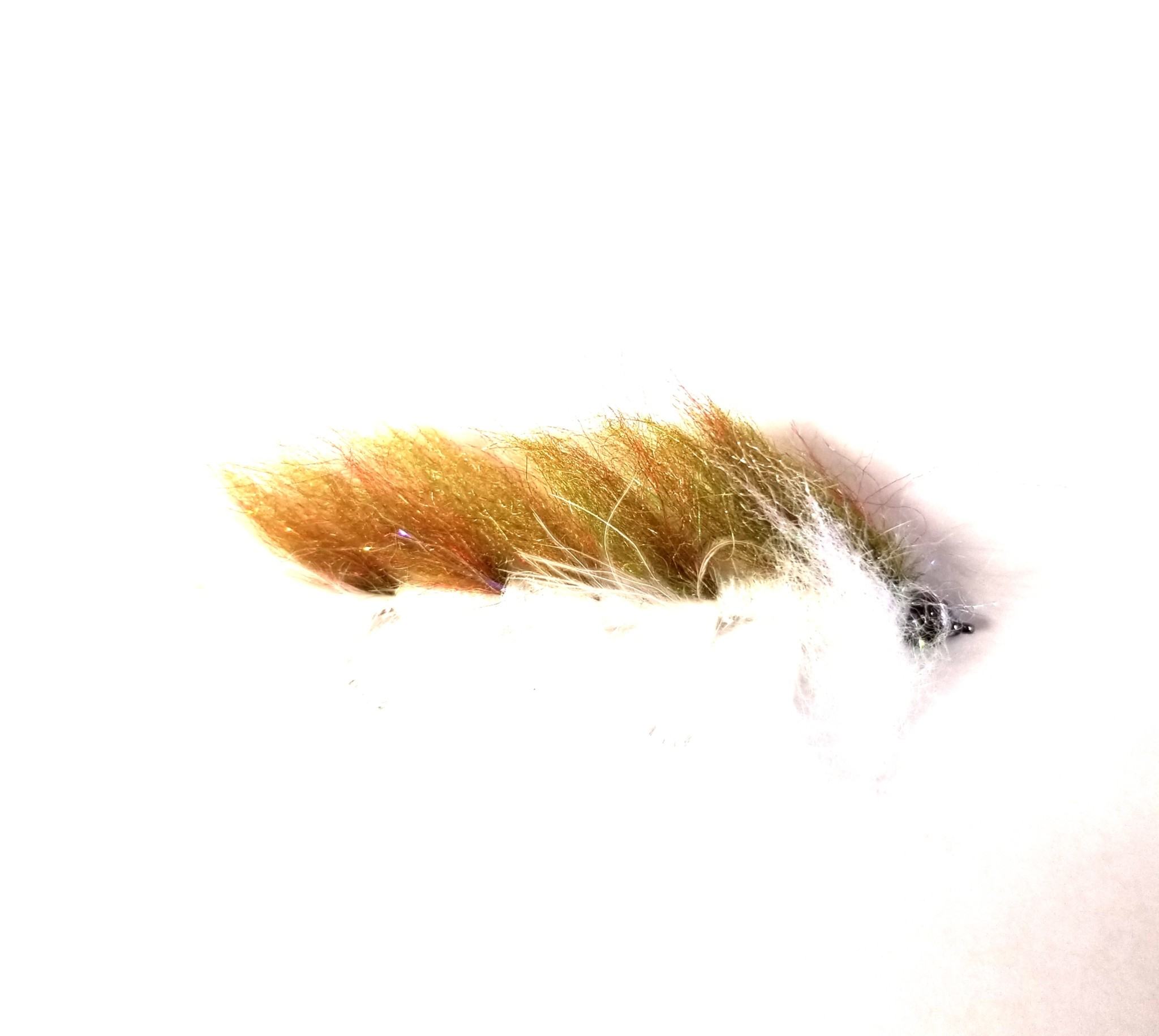Montana Fly Company Galloup's Laser Legal Olive/Cream