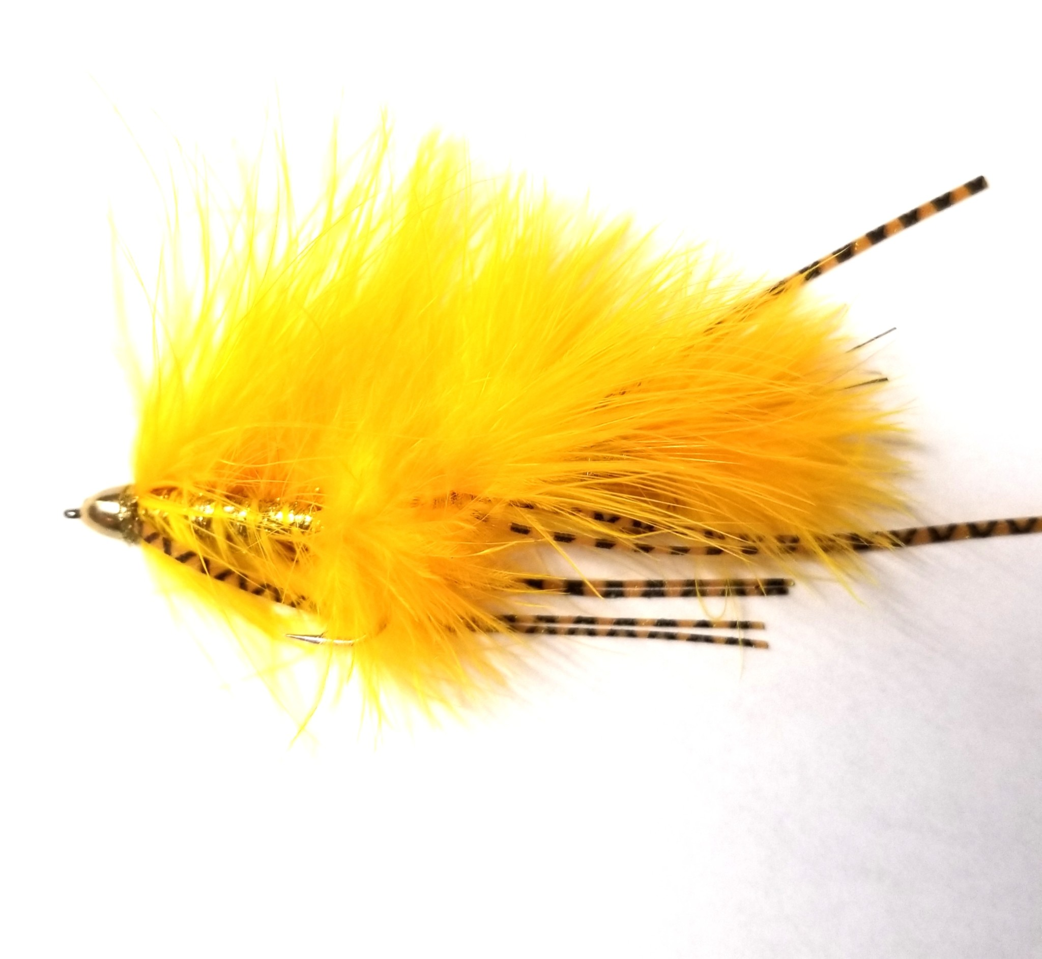 Montana Fly Company Galloup's Peanut Envy Yellow
