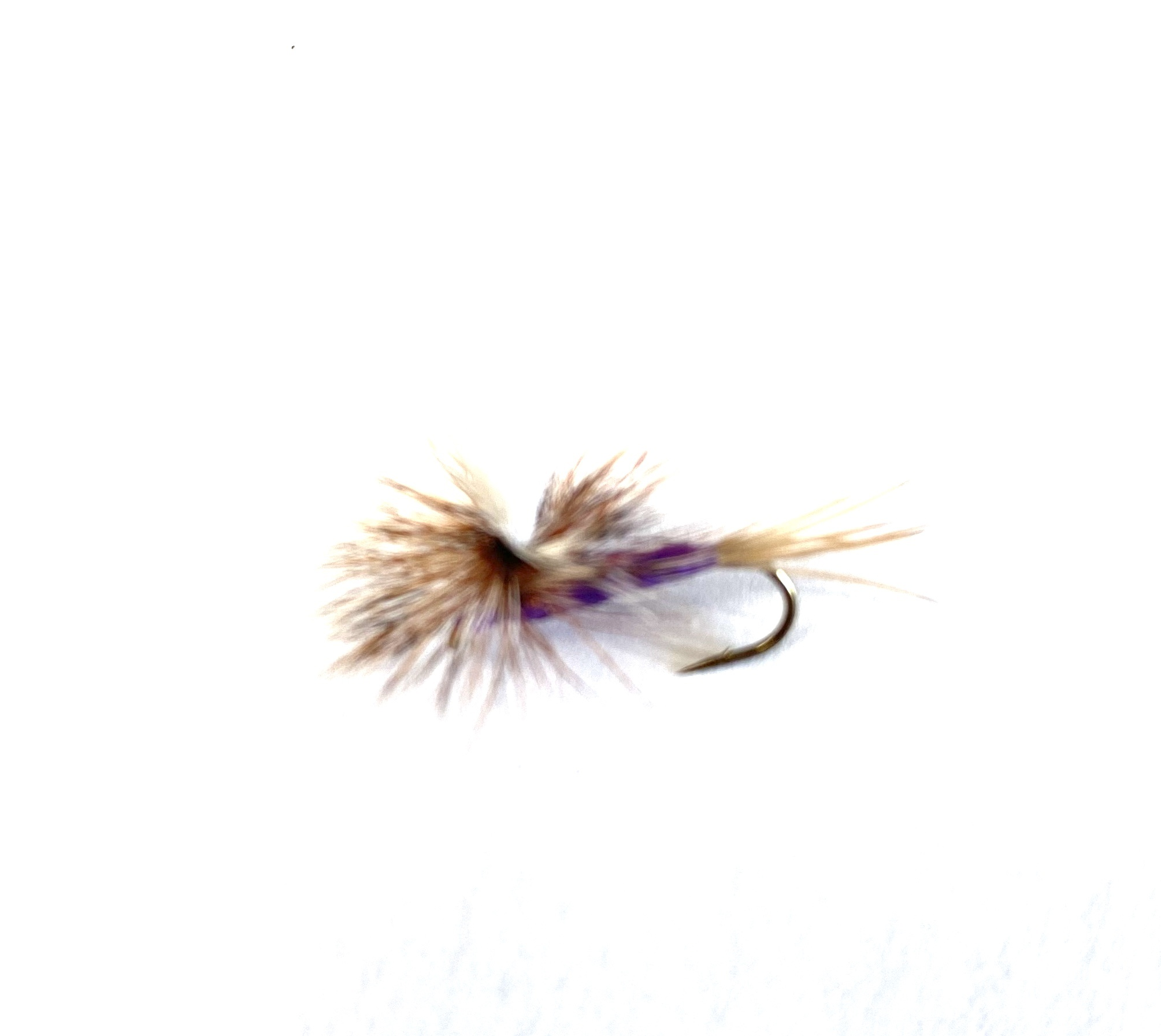 Parachute Adams Purple
