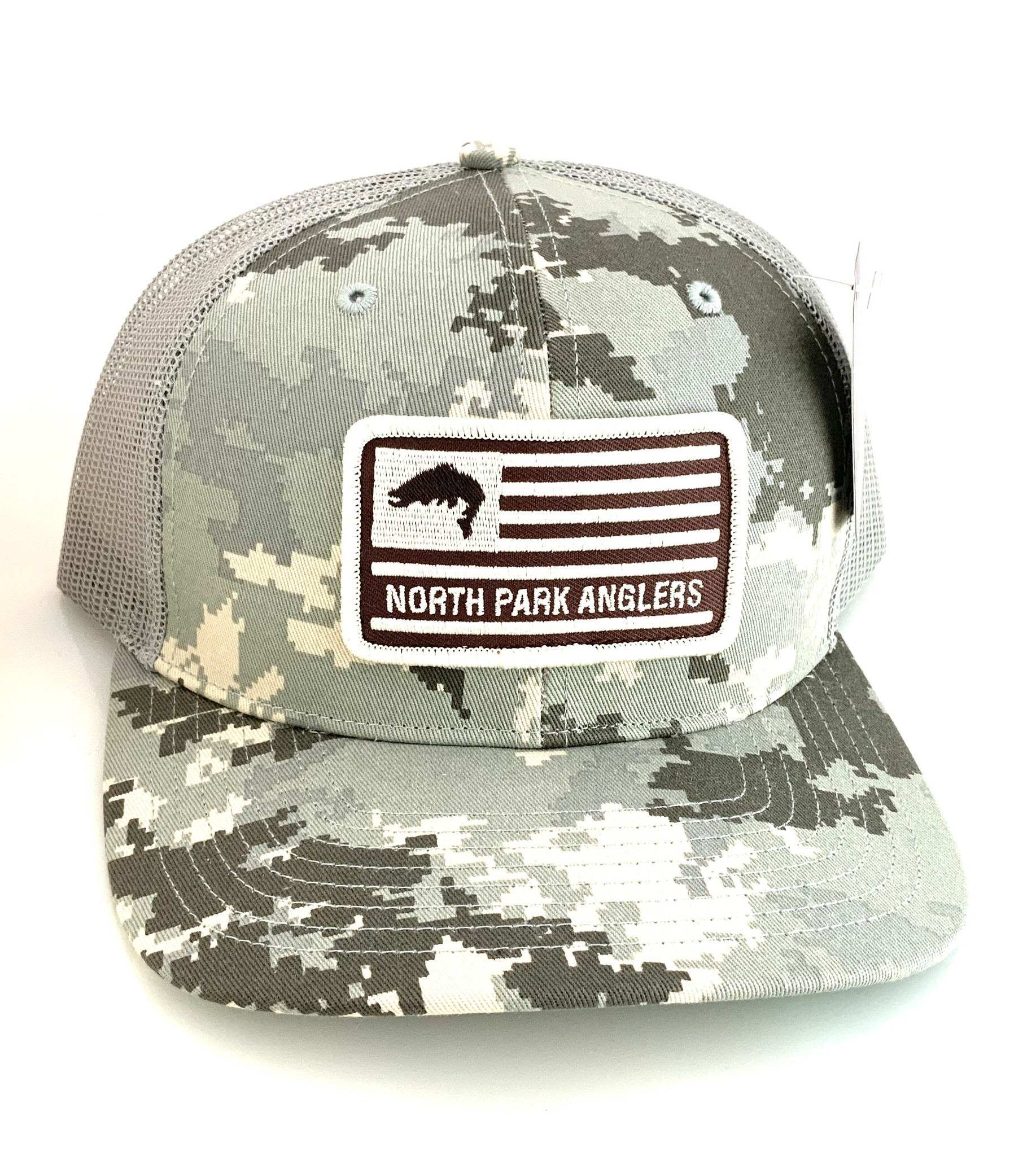 Richardson NPA Hats With Trout Flag