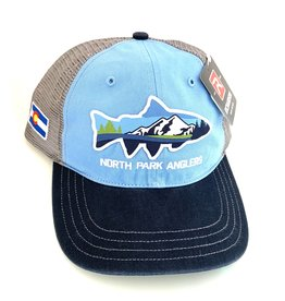 Richardson NPA Trout Print Hats