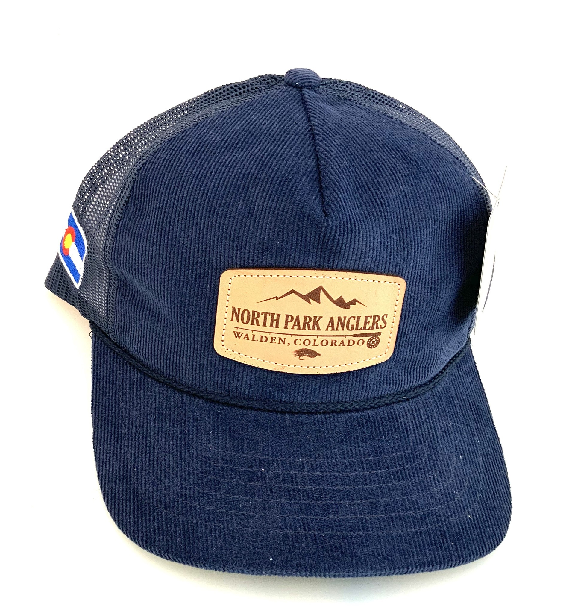 Richardson NPA Trucker Hats With Leather Patch