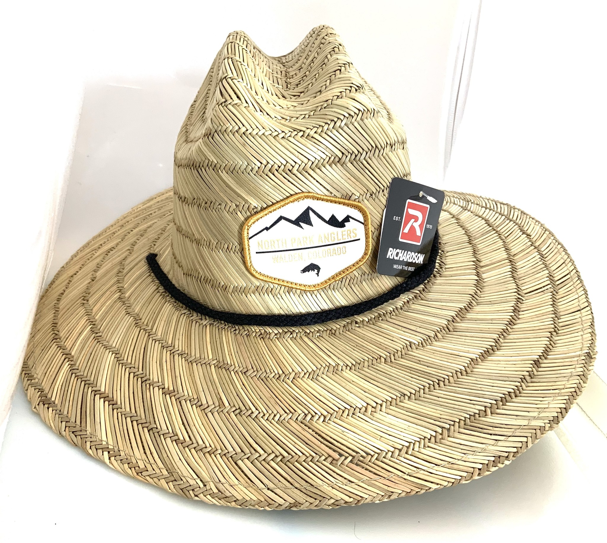 Richardson NPA Straw Hats 2020