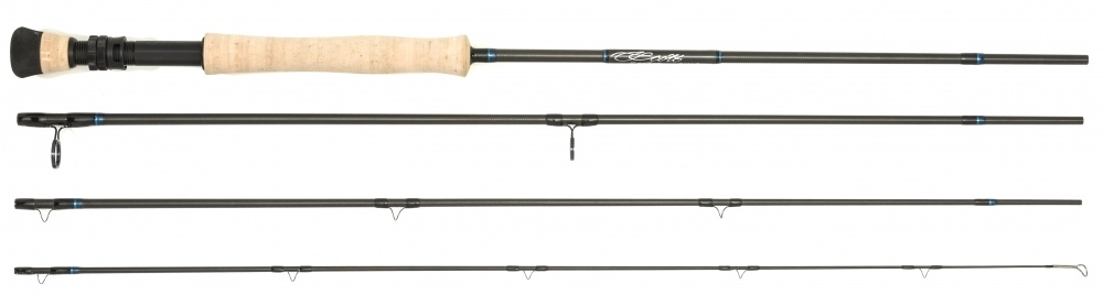 Scott Fly Rod Company Scott Sector Fly Rod 908-4
