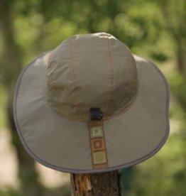 Fishpond fishpond Brim Hat - Barnwood