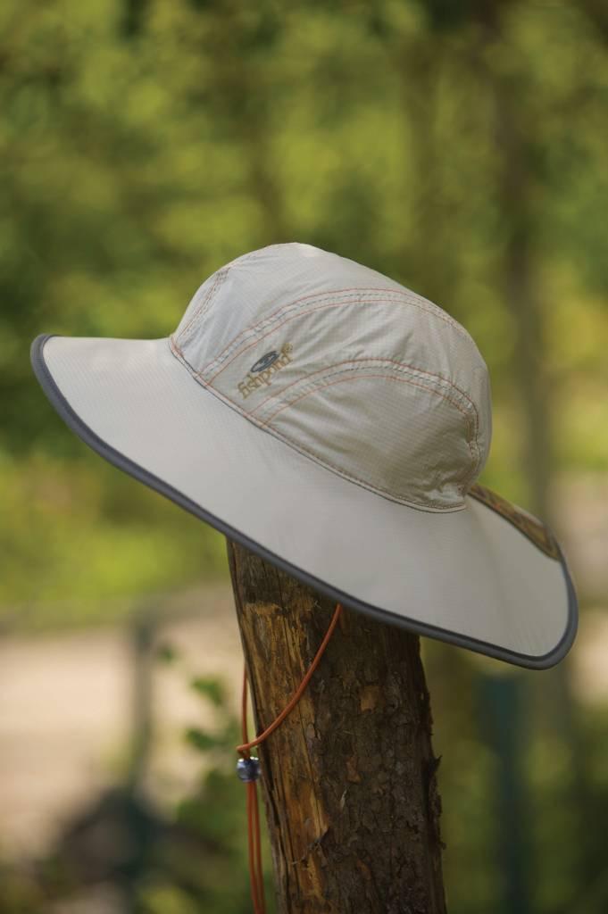 Fishpond fishpond Brim Hat - Overcast