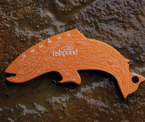 Hook Jaw River Tool 2- Cutthroat Orange