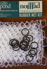 Nomad Replacement Rubber Net - Small Clear