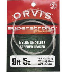 Orvis Super Strong Plus Leaders 2 Pack