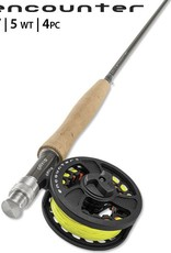 Orvis Encounter Fly Rod/Reel Outfit 905-4