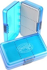 UPG FLY BOX DBL-WIDE BLUE