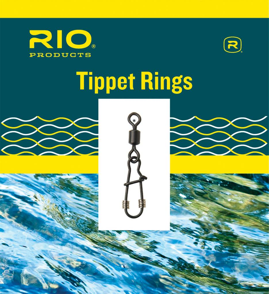 Tippet Ring 10 Pack
