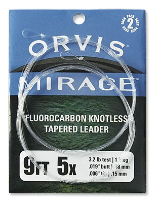 Orvis Mirage Leaders 2 Pack (2018)