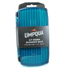 Umpqua Feather Merchants UPG LT HIGH BUGGER BOX - Blue
